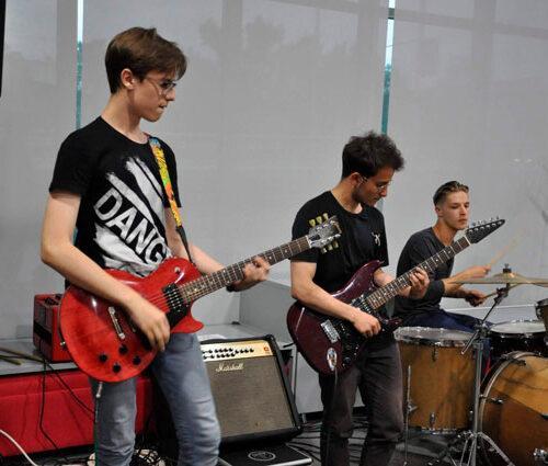 Курсы гитары